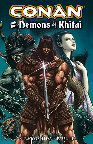 Conan And The Demons Of Khitai