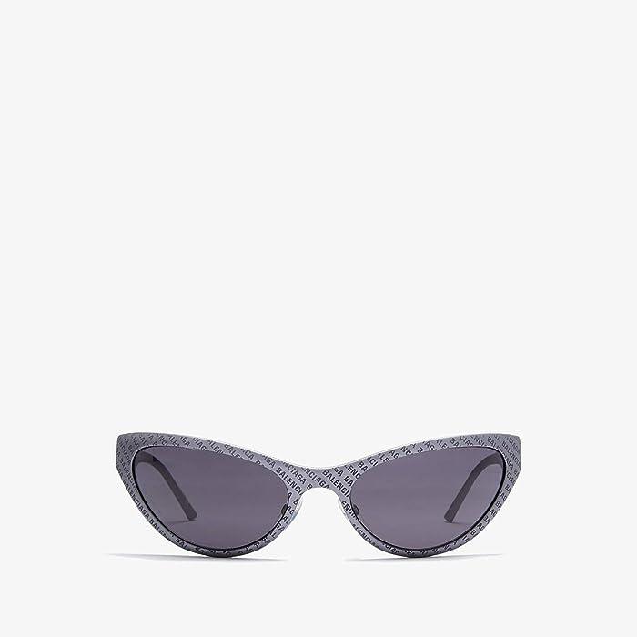 Balenciaga  BB0068S (Grey) Fashion Sunglasses