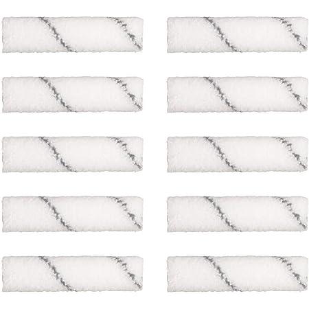 10,2 cm Harris 102012203 Walls /& Ceilings Seriously Good Wand-und Deckenroller 10 St/ück 10 x 4 Medium Pile Roller Sleeves