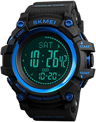 Men's Military Digital Watches Multi-Function Sports Watch
