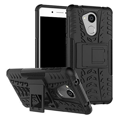 FoneExpert® Huawei Enjoy 6S / Honor 6C Handy Tasche, Hülle Abdeckung Cover schutzhülle Tough Strong Rugged Shock Proof Heavy Duty Hülle Für Huawei Enjoy 6S / Honor 6C / Huawei Nova Smart