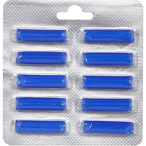 Alternativ-wie vorwerk 6690053063 bâtonnets parfumés, compatible avec plusieurs modèles, bleu
