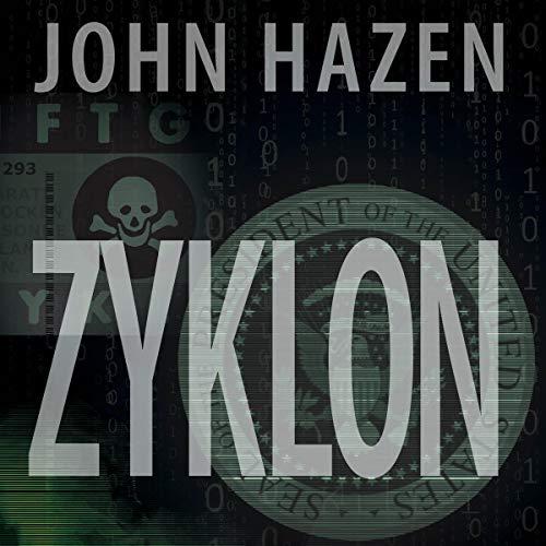 Zyklon audiobook cover art