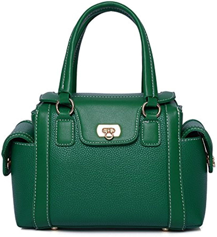 Lmopop Eine Schulter Schrgstrich Handtasche Classic, grün