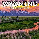 Wyoming Calendar 2022: 16-Month Calendar, Cute Gift Idea For Wyoming State Lovers Women & Men