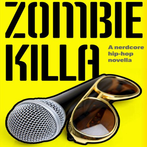 Zombie Killa audiobook cover art