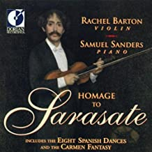 Homage To Sarasate