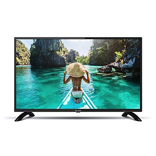 DYON Movie 32 PRO X LED TV mit Triple Tuner (CI+ Schnittstelle, Hotel Modus, EPG, DVB-S2/C/T2)