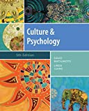Culture and Psychology, 5th Edition