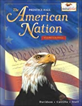 The American Nation: Civil War to Present (The Prentice Hall American Nation) by James West Davidson (2001-05-03)