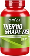 Activlab Thermogenic Fat Burner 180 Capsules Fat Tissue Reduction Weight Loss Slimming Sports Supplement Energy Pills Estimated Price : £ 17,49