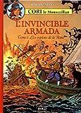 Cori le moussaillon, Tome 2 - L'Invincible Armada : Tome 1, Les espions de la reine