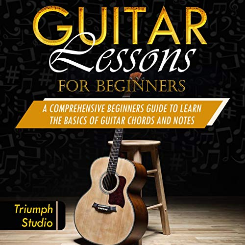 Guitar Lessons for Beginners cover art