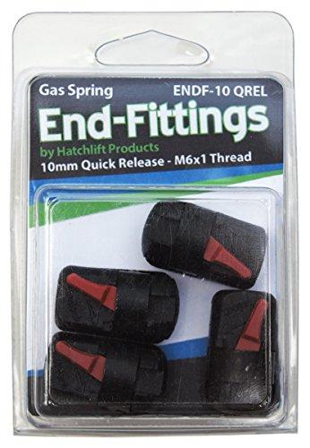 Hatchlift ENDF-10-QREL 10mm Quick Release End-Fitting