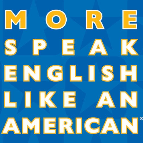More Speak English Like an American cover art