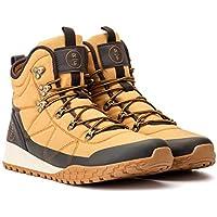 X RAY Reserved Footwear New York Men's Tucker High-Top Sneaker (Wheat/Brown)