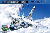 ホビーボス 1/48 エアクラフトシリーズ アメリカ空軍 A-7D コルセア2 プラモデル 80344