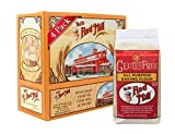 Bob's Red Mill Gluten Free All Purpose Baking Flour, 22 Ounce (Pack of 4)