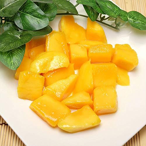 冷凍カットマンゴー 4kg 自然農法 (沖縄県 沖縄マンゴー生産研究会) ふるさと21