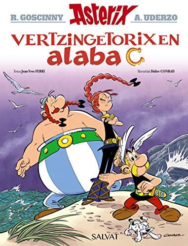 Vertzingetorixen alaba (Asterix)