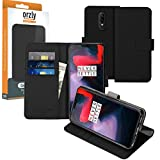 Orzly OnePlus6 Wallet Case Multi-Function Wallet Case for The...