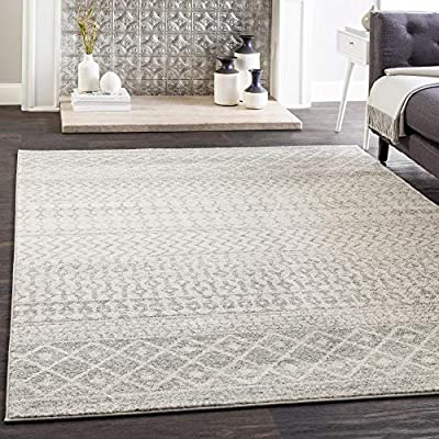 """Artistic Weavers Chester Grey Area Rug, 7'10"""" x 10'3"""""""