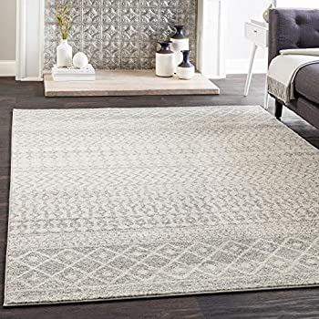Artistic Weavers Chester Grey Area Rug 6 7  x 9