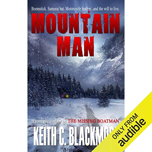 Mountain Man audiobook cover art