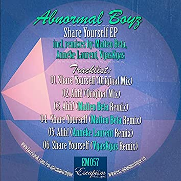 Share Yourself EP