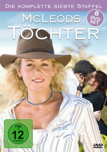 Staffel 7 (8 DVDs)