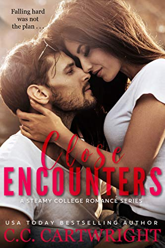 Book: Romance - Close Encounters 1 and 2 by C.C. Cartwright