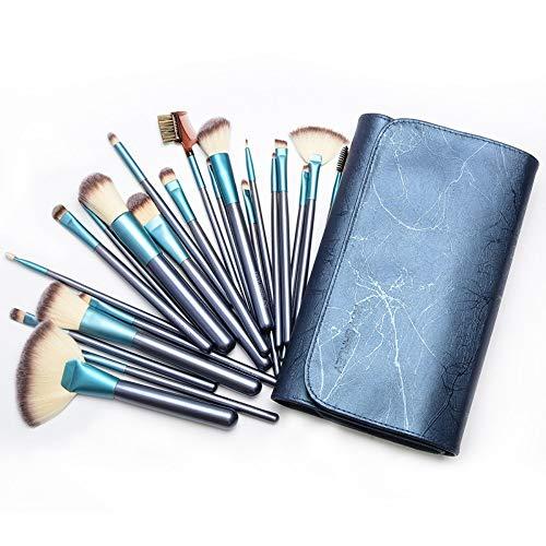 Maquillage Brush 22 Professional Set Brush Brosse De Maquillage Pinceau Beauté Outils De Maquillage De Cheveux De Fibre Avancée