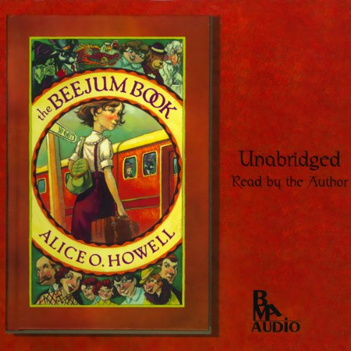 The Beejum Book audiobook cover art