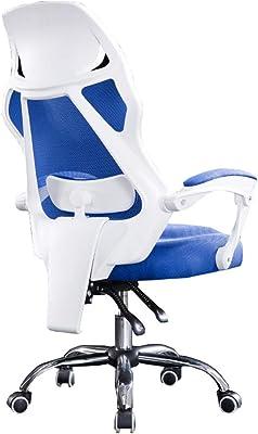 LIYFF-Stools Ergonomic Office DeskChair Gaming Racing Mesh Swivel Chair Work Office Home Height Adjustable