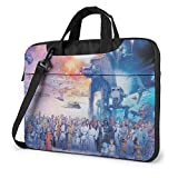 Star Wars Laptop Bag anti-static shockproof Office Messenger Bag 15.6 inch