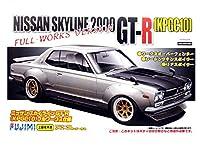 1/24 フジミ 日産 ハコスカ GT-R フルワークス仕様