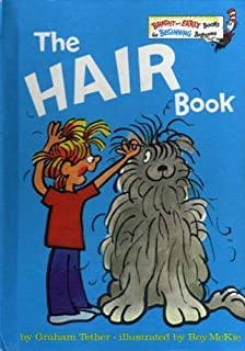 The Hair Book (Bright & Early Book ; Be 24)