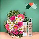 Pack ramo Alifornia + cosmética