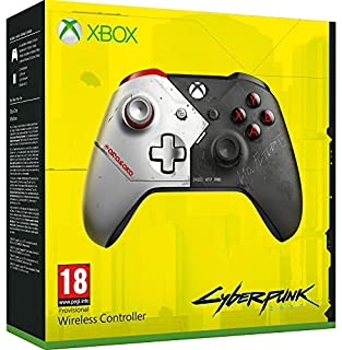 Xbox Wireless Controller – Cyberpunk 2077 Limited Edition (B085H2GJ6C) | Amazon price tracker / tracking, Amazon price history charts, Amazon price watches, Amazon price drop alerts