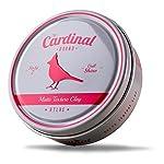 Beauty Shopping The Cardinal Brand Atlas Matte Texture Clay 3.4 Ounce is an Ultra Lightweight, Matte