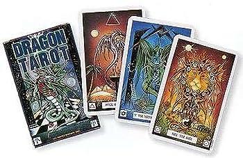 Dragon Tarot Card Deck by Donaldson/ Pracownik