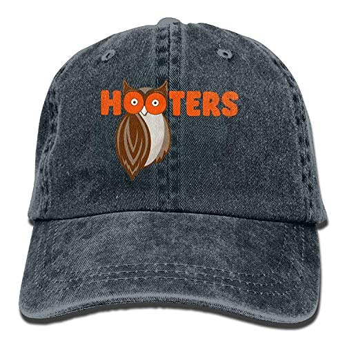 daawqee Baseball Caps Hats Save The Hooters Denim Skull Cap Cowboy Cowgirl Sport Hats for Men Women Personality Caps Hats
