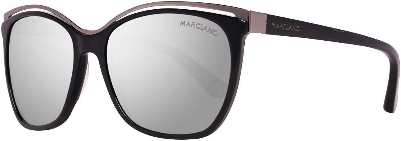 Guess by Marciano  GM0745, Cat Eye, acetate, women, BLACK GREY SHADED(01B A)