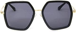 Oversized Square Sunglasses Women Vintage UV...