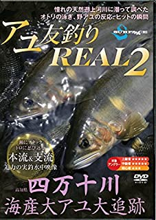 SURFAAACE(サーフェース) アユ友釣りREAL2