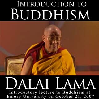 Dalai Lama: Introduction to Buddhism cover art