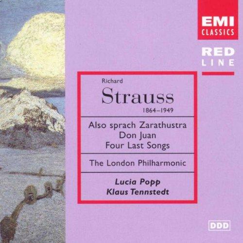 Red Line - Strauss (Sinfonische Dichtungen / Lieder)