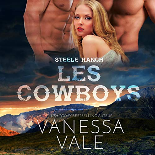 Les cowboys [Wrangled] cover art