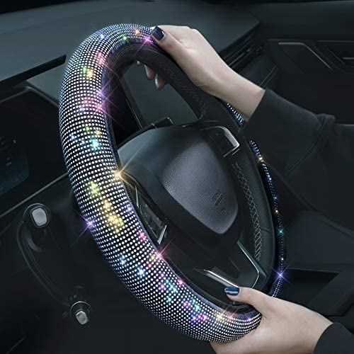 Coach steering wheel cover _image0