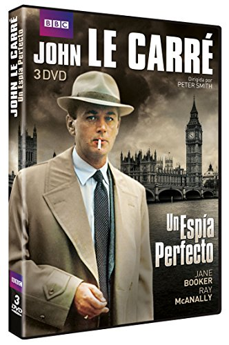 John le Carré: Un Espía Perfecto DVD 1987 A Perfect Spy  - Serie Completa